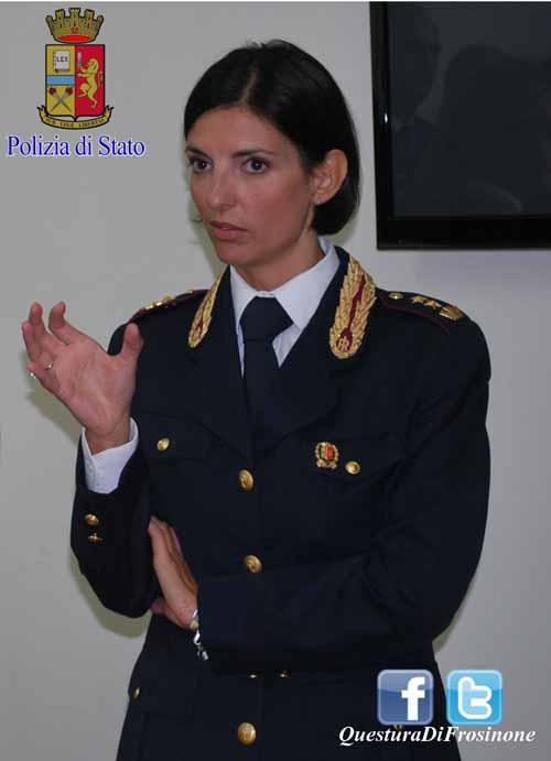 La cristina rapetti da oggi nuovo capo di gabinetto for Stato di polizia permesso di soggiorno
