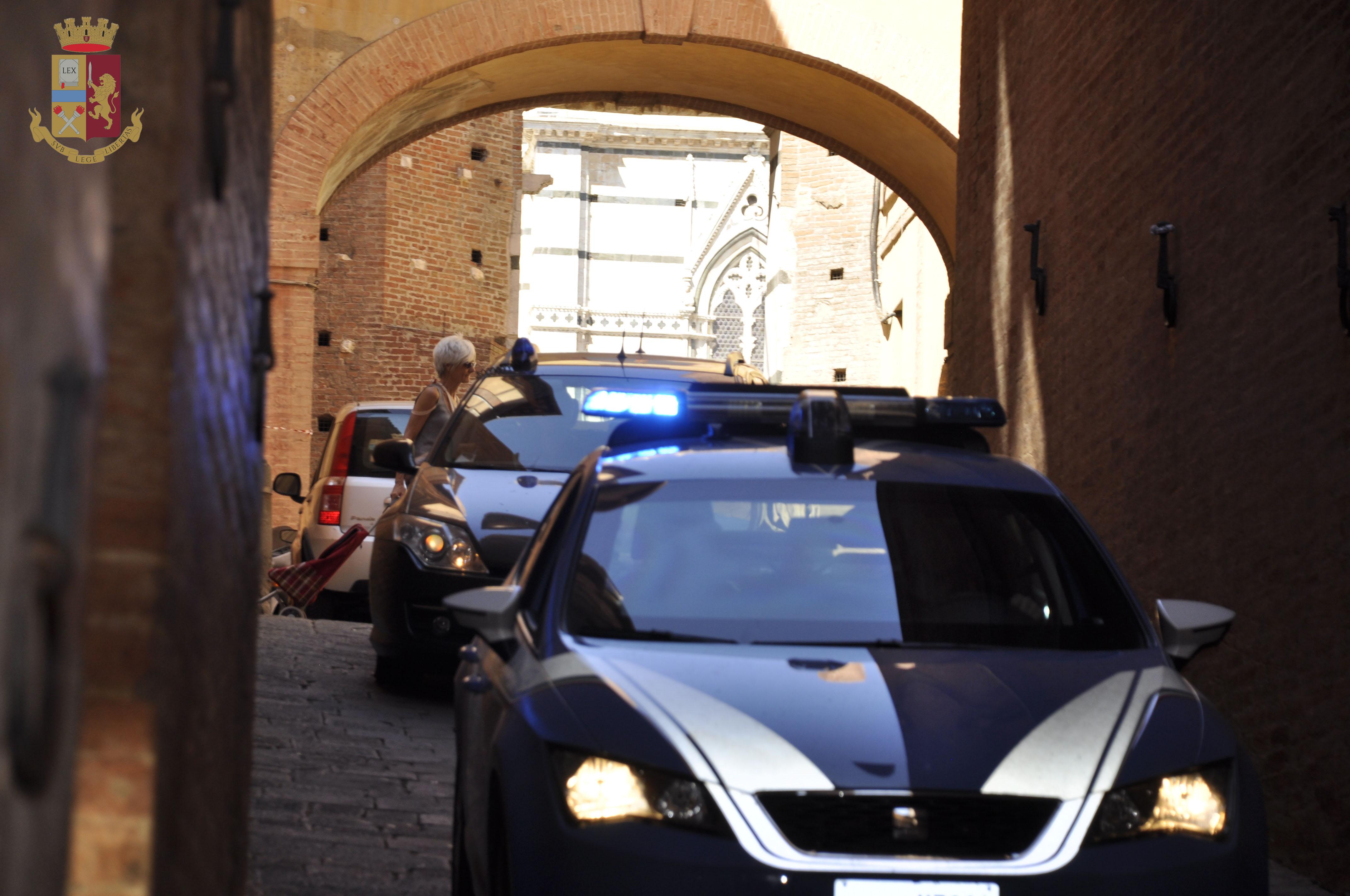 Polizia di Stato - Questure sul web - Siena