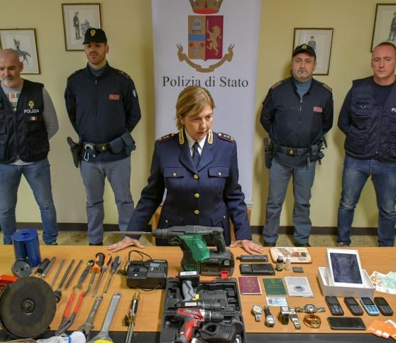Arrestate a Mantova due persone dell\'Est Europa per ricettazione