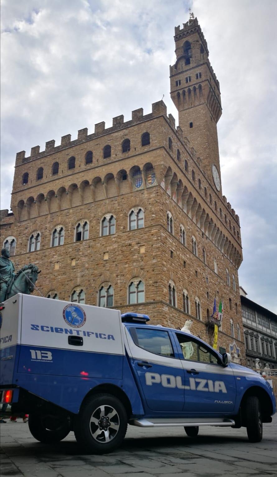 Polizia di Stato - Questure sul web - Firenze