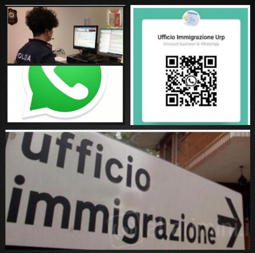 Avviso Importante Ufficio Immigrazione Guida Per Il Cittadino Straniero