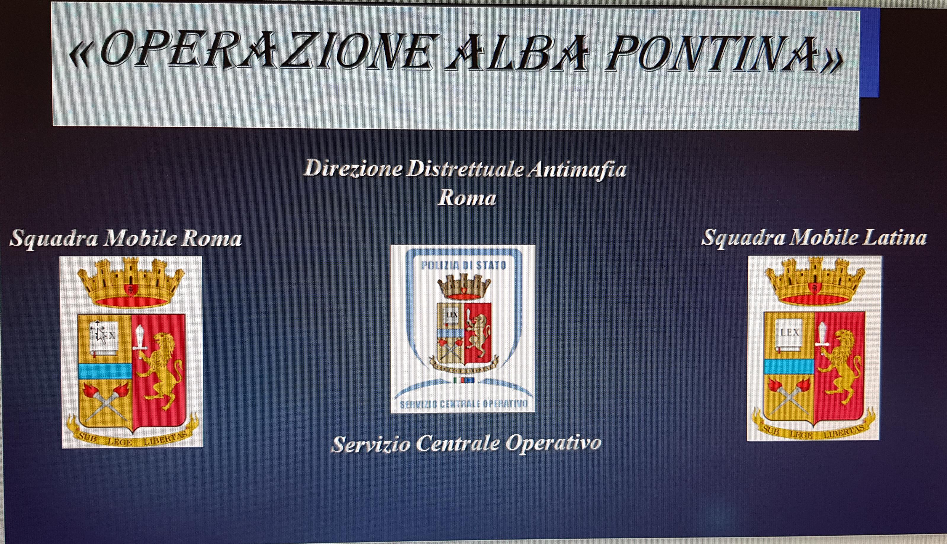 Polizia di Stato - Questure sul web - Latina