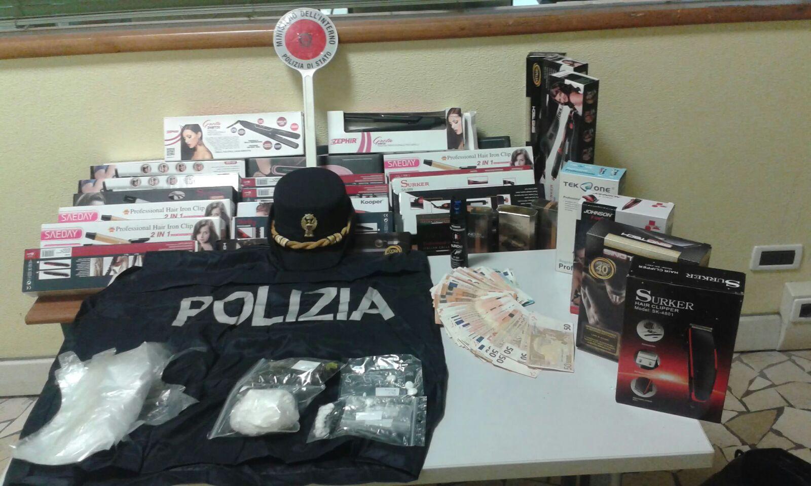 Arrestati dalla Polizia di Padova 5 spacciatori con oltre ...