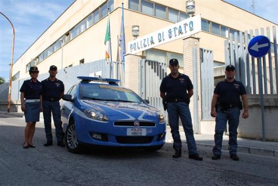 Nuova divisa operativa estiva per i poliziotti delle for Questura di ancona permesso di soggiorno