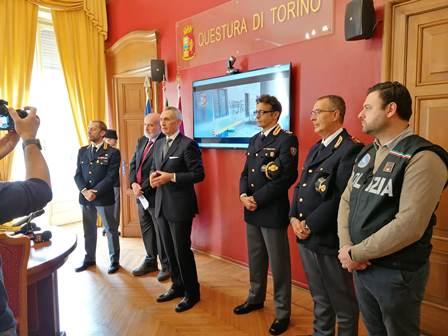 Torino: conferenza Cavallerizza Reale