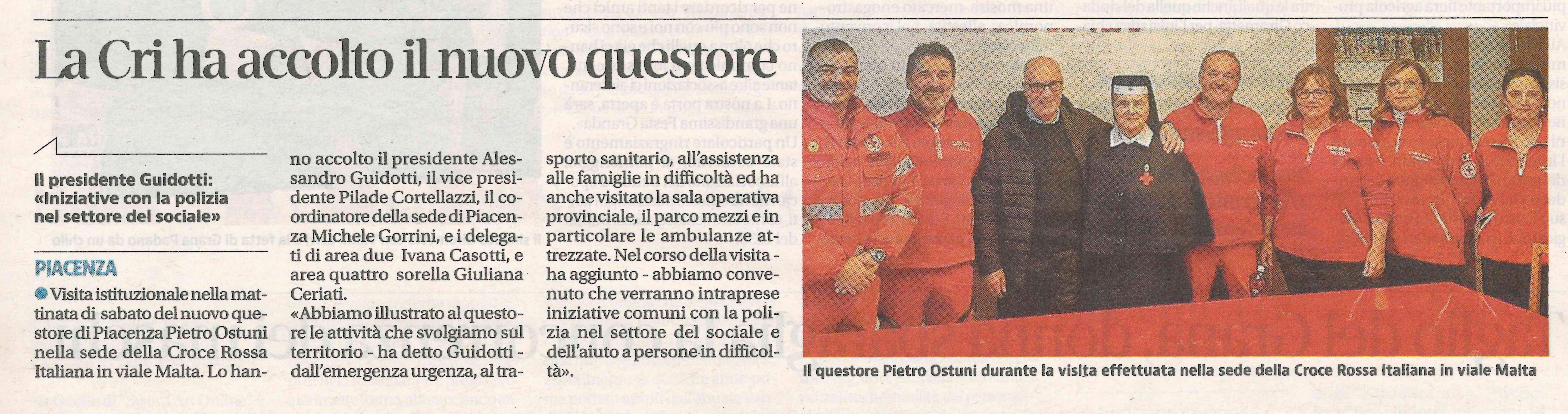 Polizia di Stato - Questure sul web - Piacenza