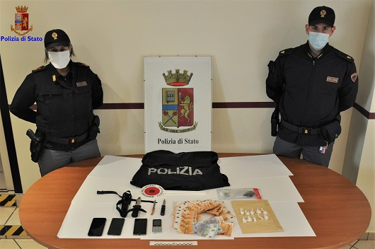 Arresto in  flagranza