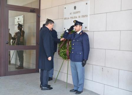 Filippo Santarelli, nuovo Questore della Provincia di Modena