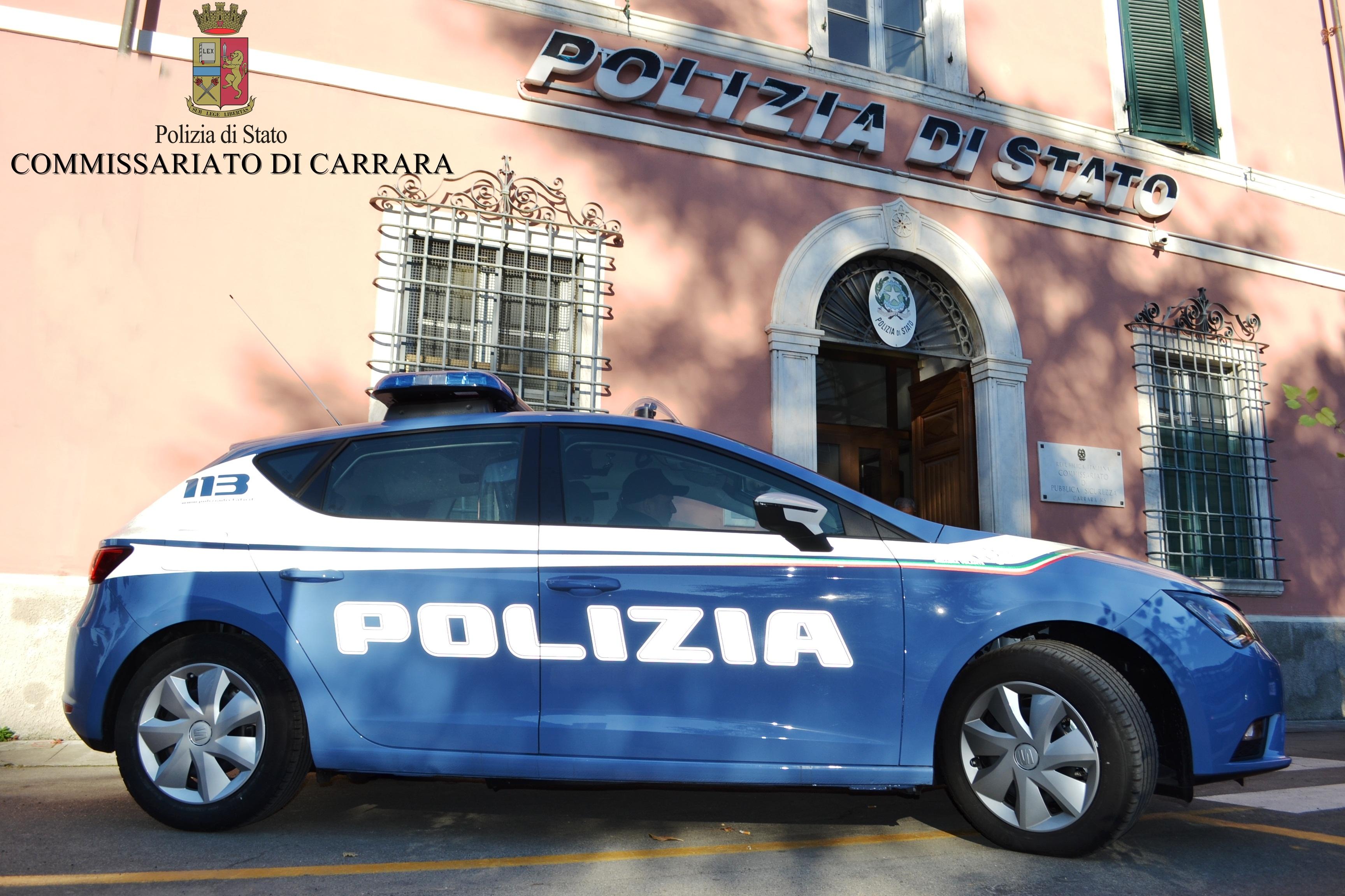 Polizia di stato questure sul web massa carrara for Polizia di soggiorno