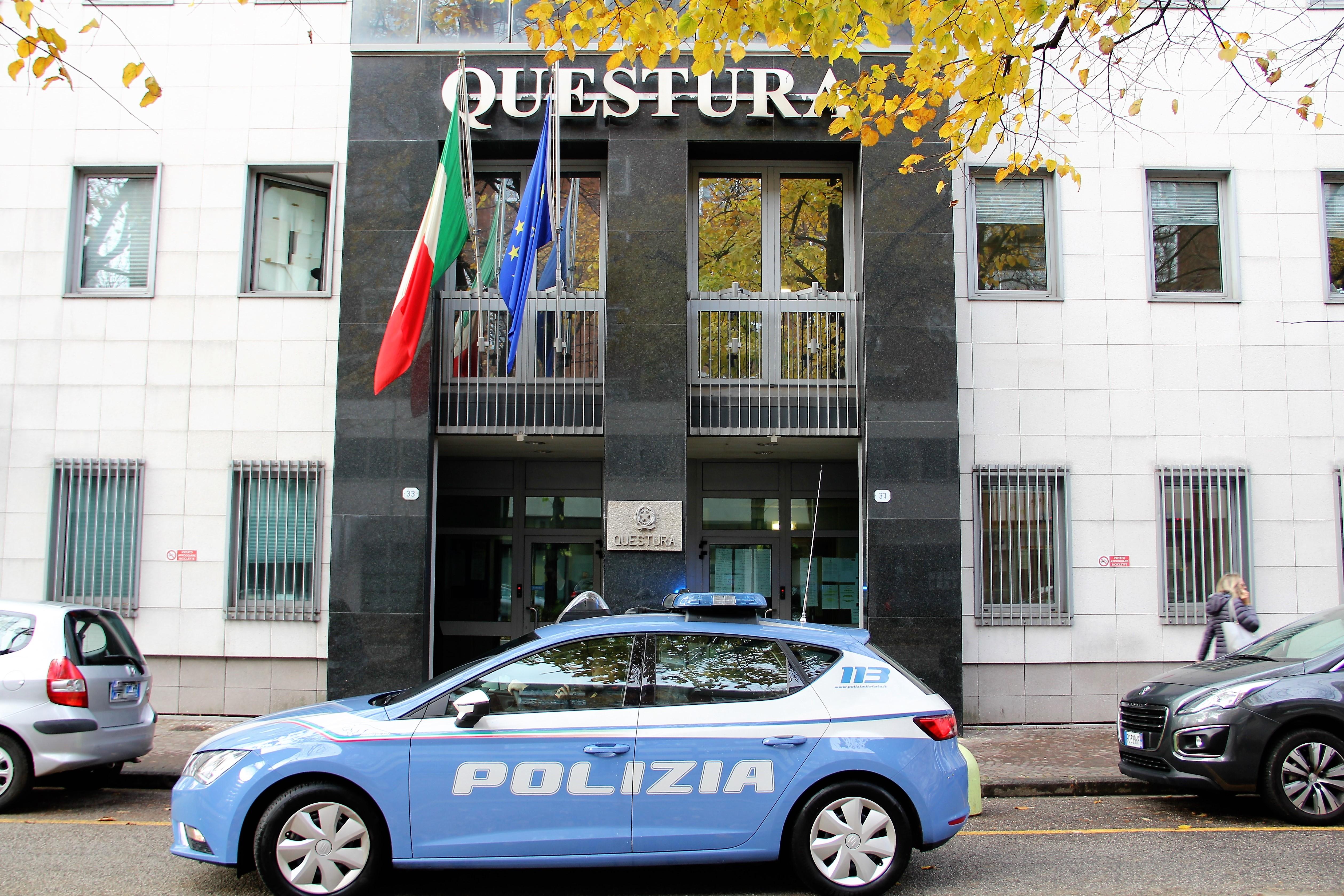 POLIZIA DI STATO – PERSONALE DELLA QUESTURA DI UDINE CONDUCE IN ...