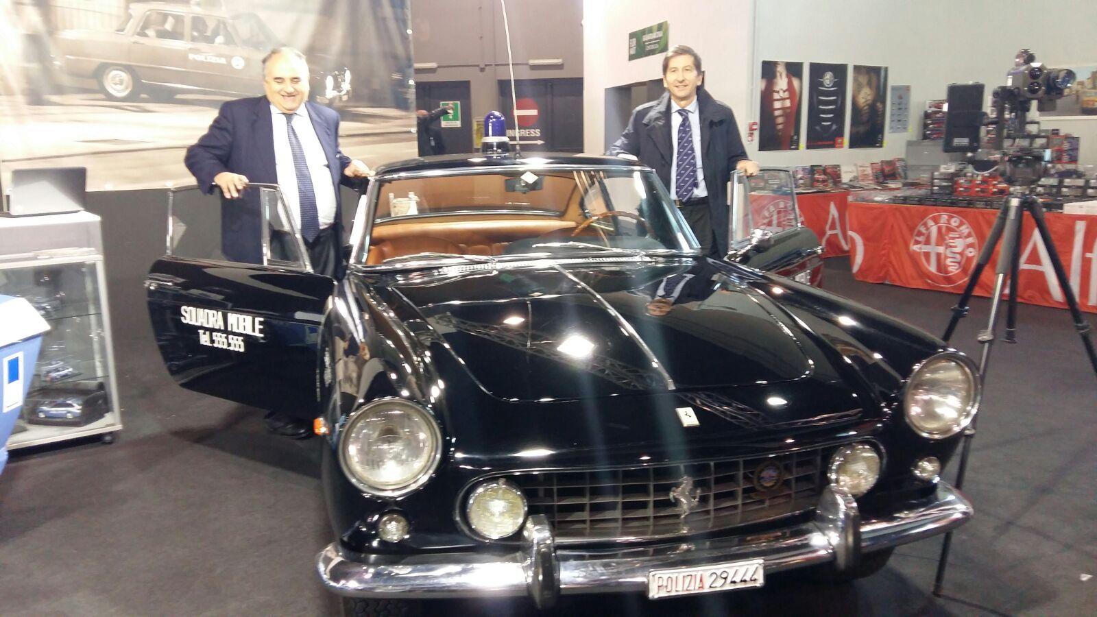 34° edizione del Salone Auto e Moto d'Epoca a Padova
