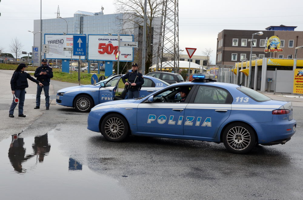 Polizia di Stato - Questure sul web - Pisa