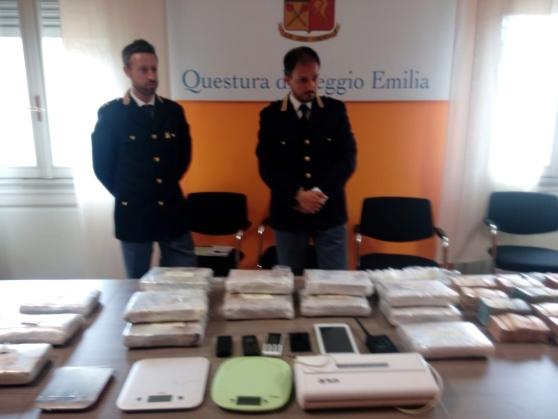 Polizia di Stato - Questure sul web - Reggio Emilia