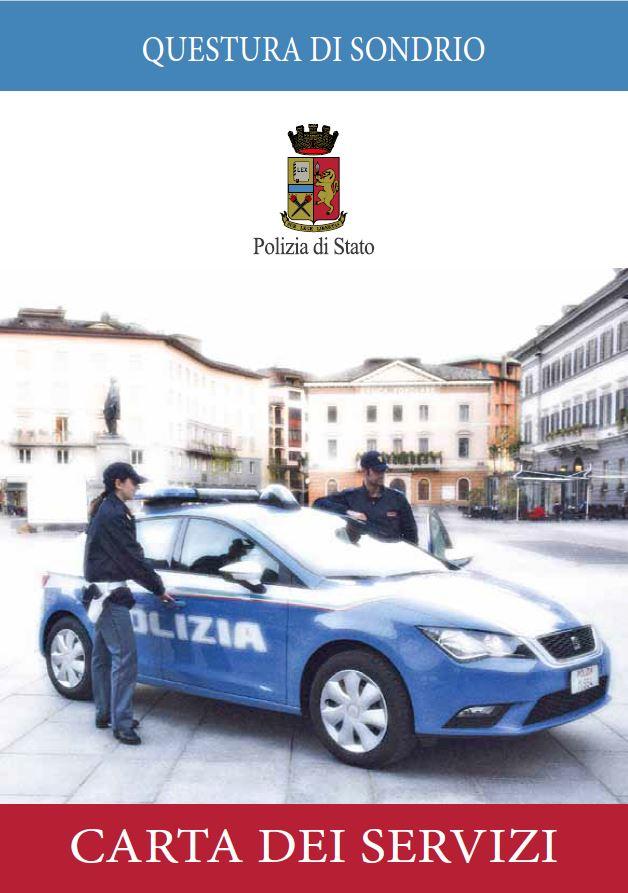 Polizia di stato questure sul web sondrio for Polizia di stato carta di soggiorno
