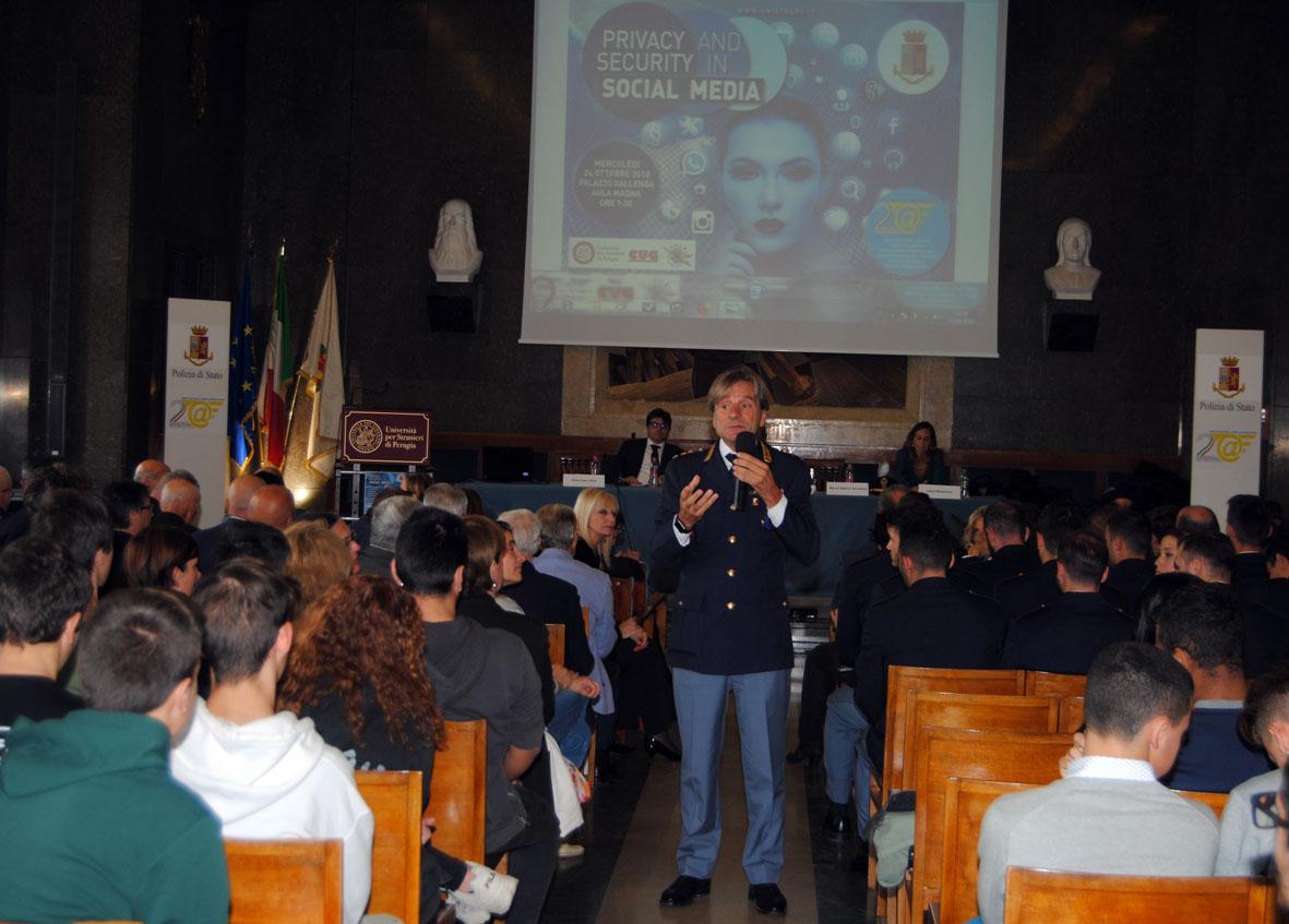 Polizia di Stato - Questure sul web - Perugia