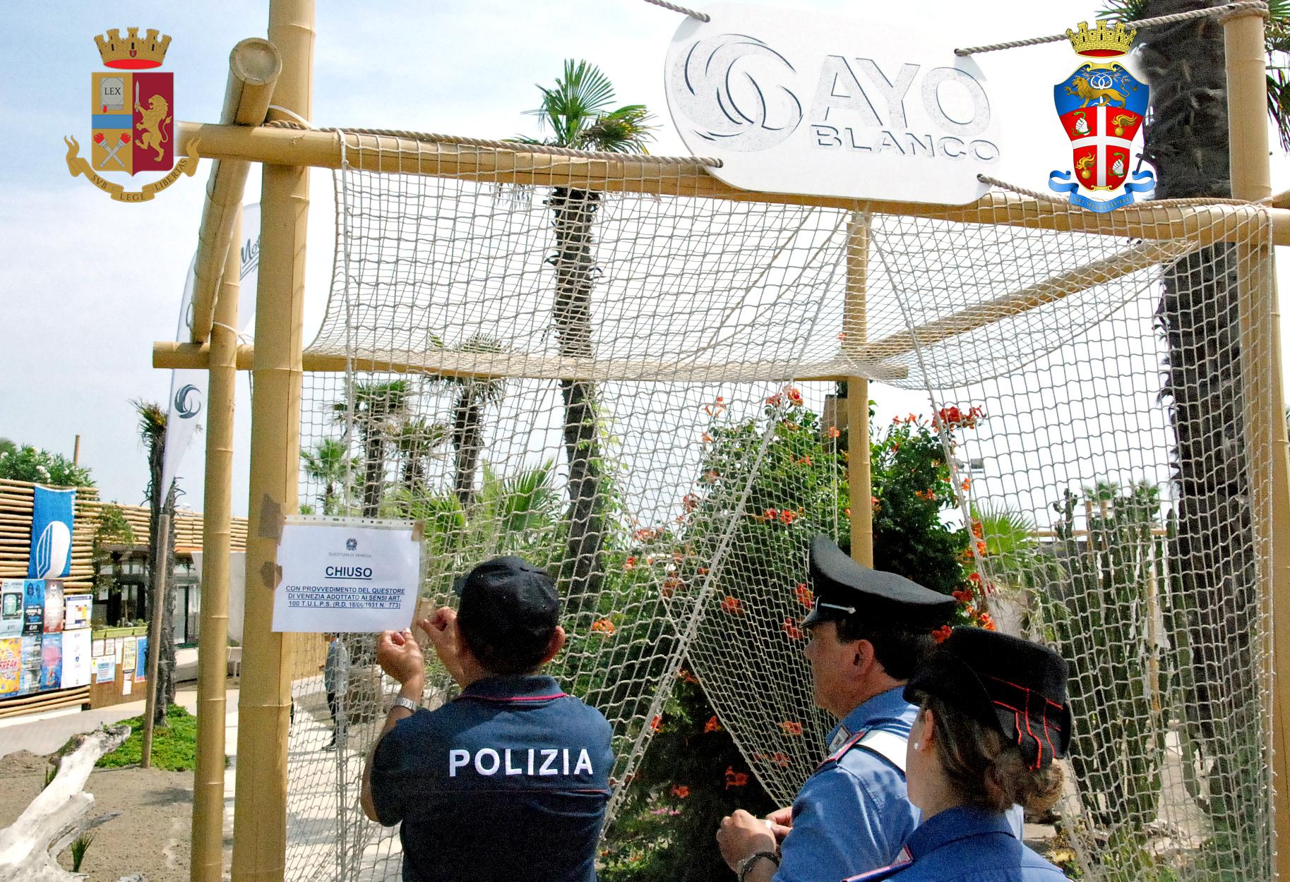Polizia di Stato - Questure sul web - Venezia