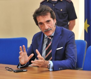 Dirig. Sup. Polizia di Stato dr. Francesco MESSINA