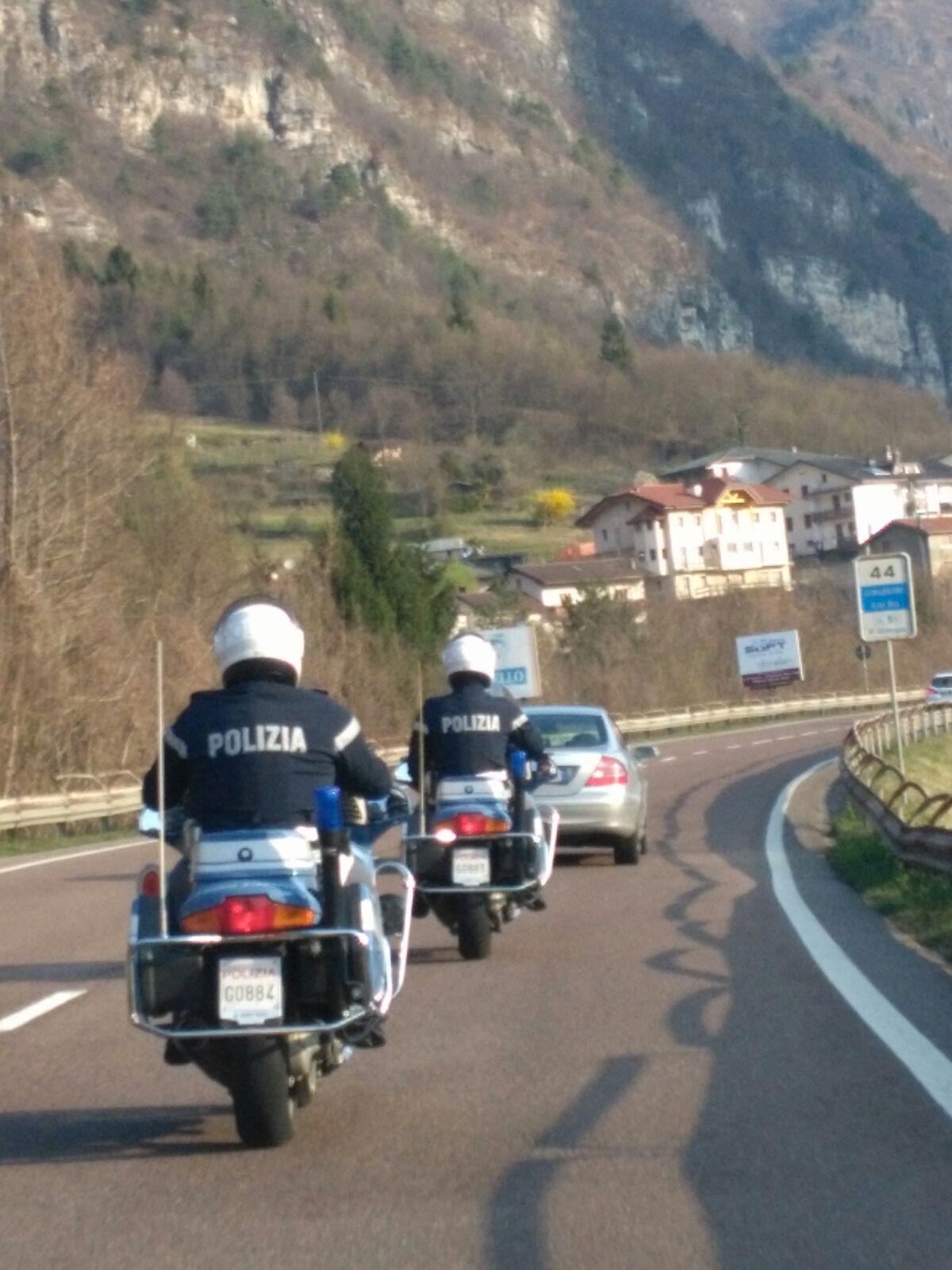 "CAMPAGNA EUROPEA TISPOL ""ALCOOL AND DRUGS"""