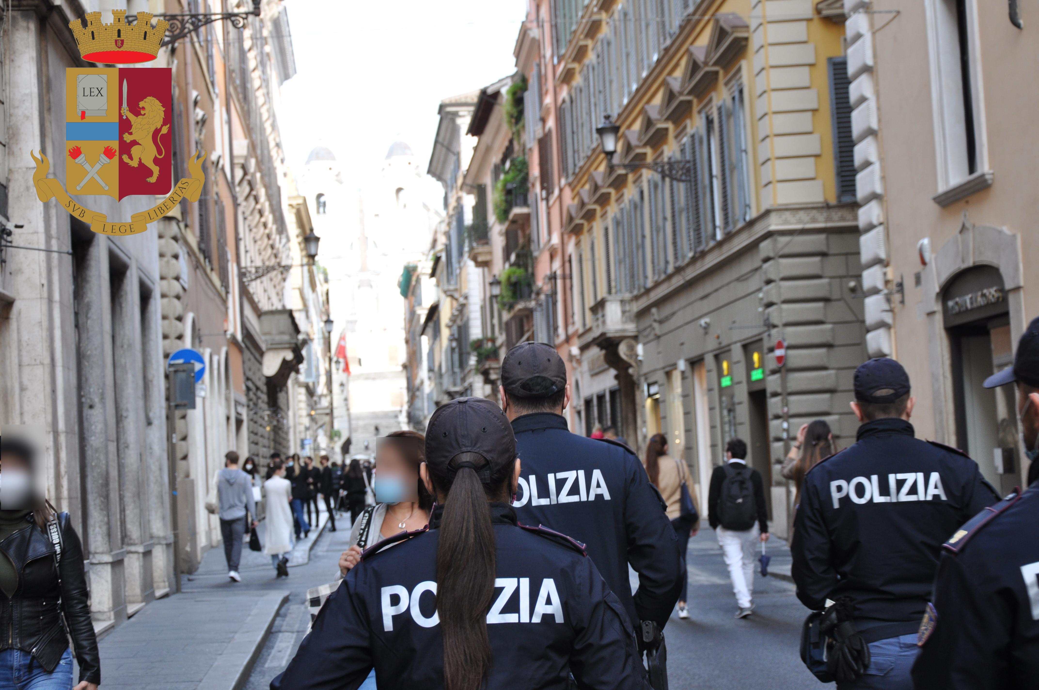 Polizia Di Stato Proseguono I Servizi Di Controllo Per Il Contrasto Alla Diffusione Del Covid 9 Da Parte Delle Forze Dell Ordine