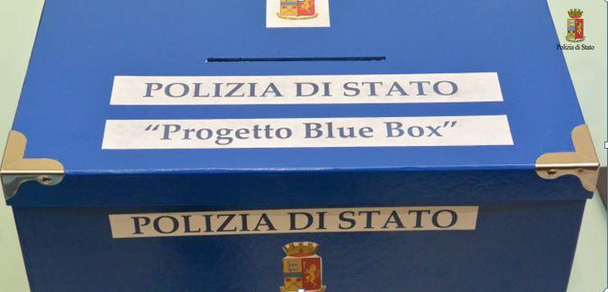 """Questura Varese – """"Progetto BLUE BOX"""". Campagna di sensibilizzazione ..."""