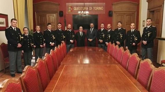 Torino 106 corso di formazione per commissari della for Polizia di stato torino permesso di soggiorno