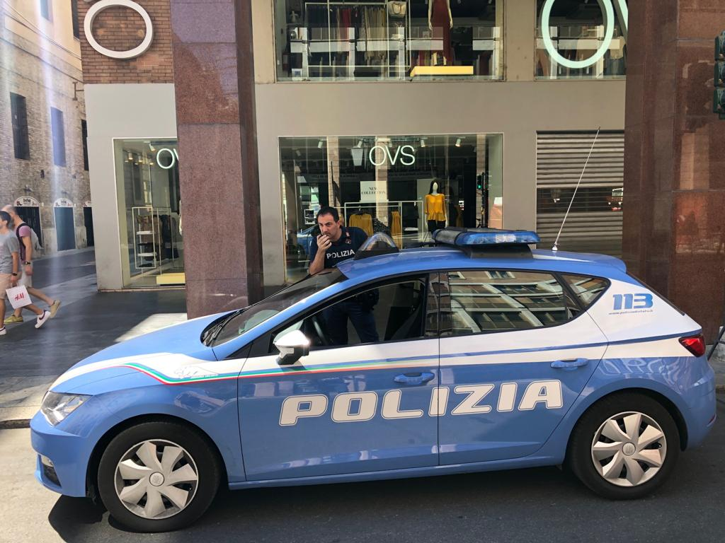 Colto in flagranza , arrestato per stalking l'ex compagno