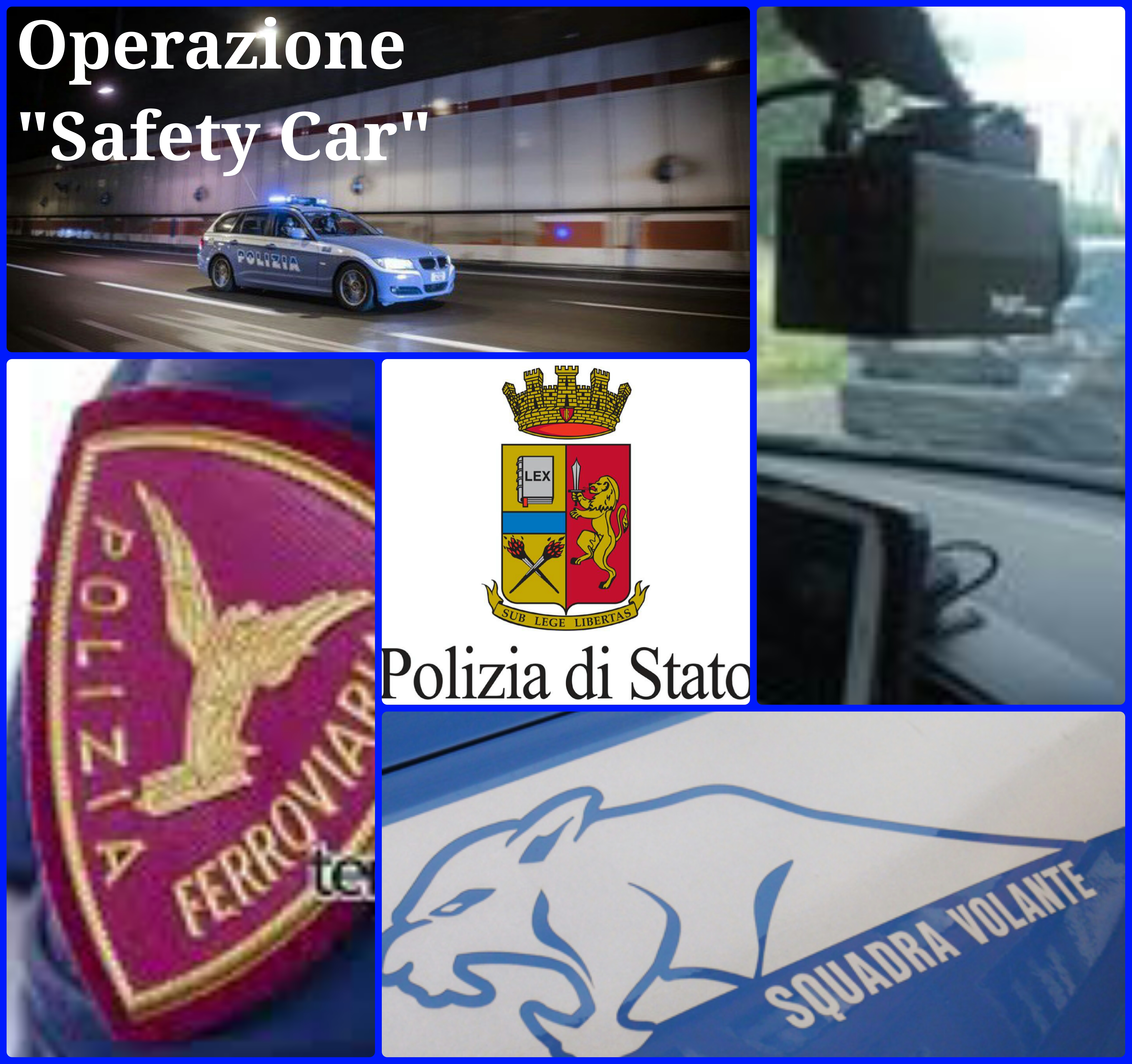 Safety Car Alessandria