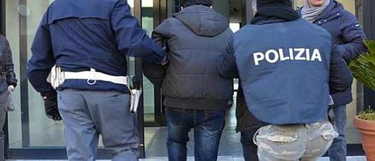 ARRESTATO SPACCIATORE