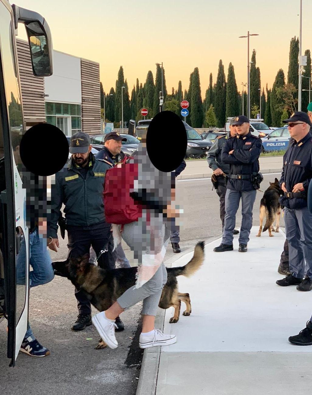 Giardino In Città Udine polizia di stato – controlli straordinari del territorio