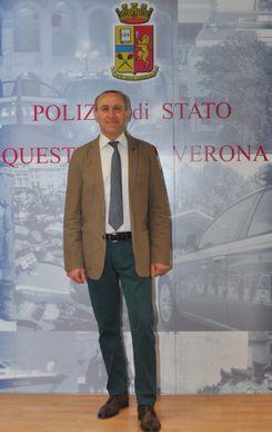 Il Primo Dirigente della Polizia di Stato Giuseppe Maggese è il ...