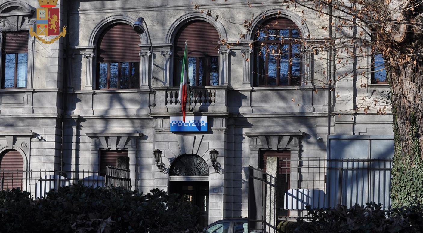 Commissariato di Busto Arsizio – arrestato cittadino italiano.