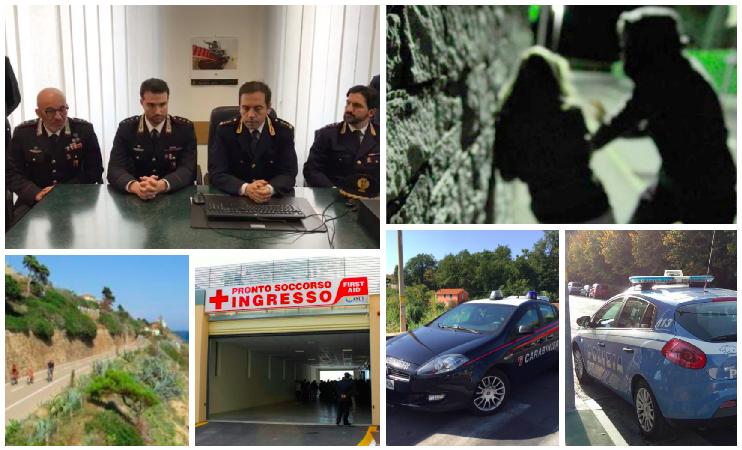 SANREMO: OPERAZIONE CONGIUNTA DI POLIZIA DI STATO ED ARMA DEI ...