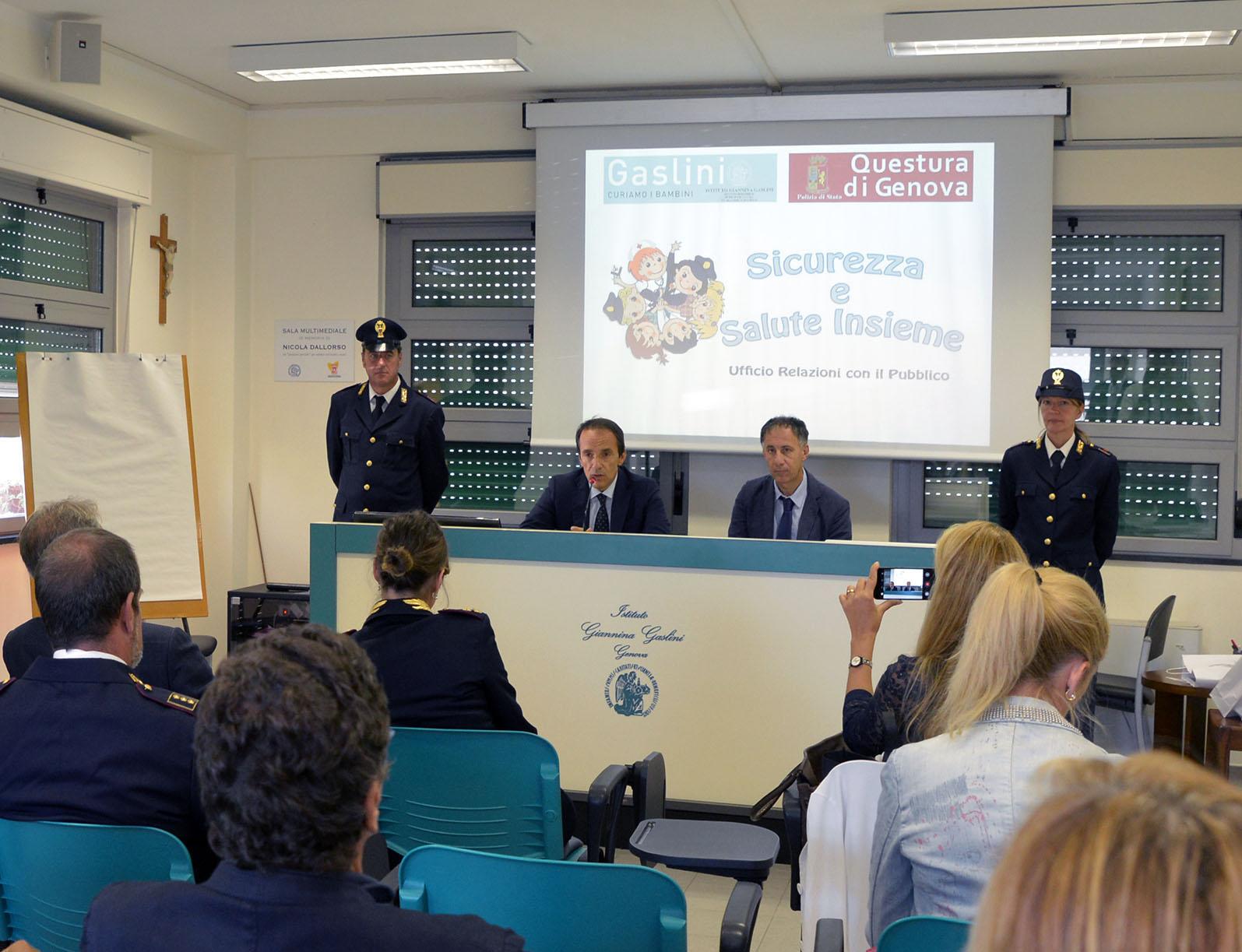Ufficio Passaporti Genova Corso Aurelio Saffi : Questura di genova home facebook