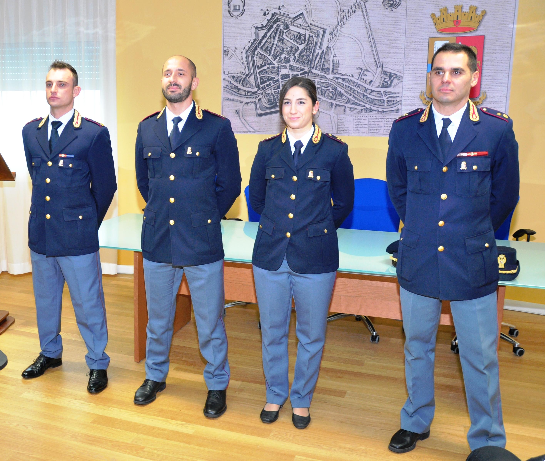 Polizia di stato questure sul web rovigo for Questura di polizia