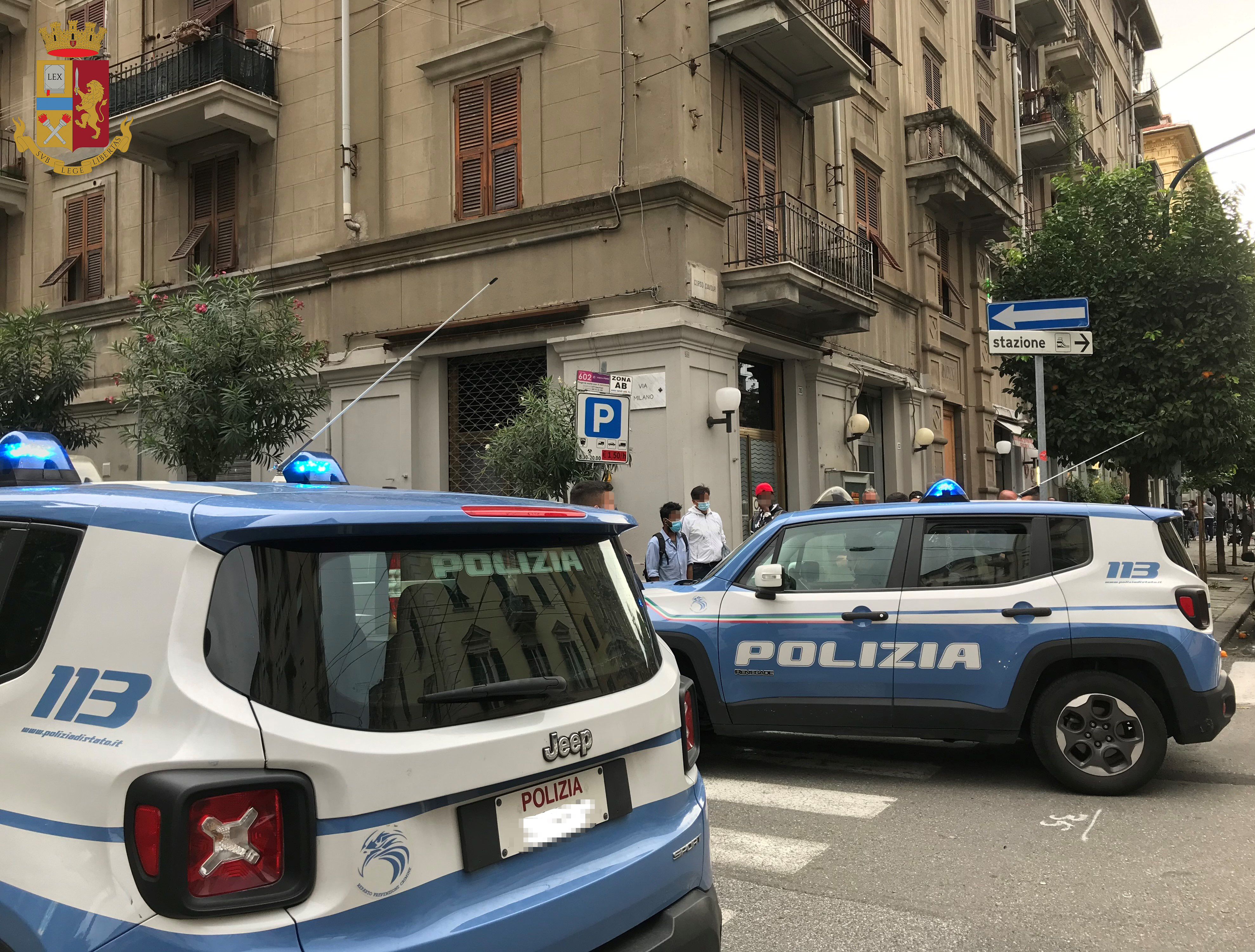 POLIZIA DI STATO: CONTROLLI SERRATI ANTICRIMINE E ANTICONTAGIO  E PRESIDIO INTERFORZE SULLA MOVIDA