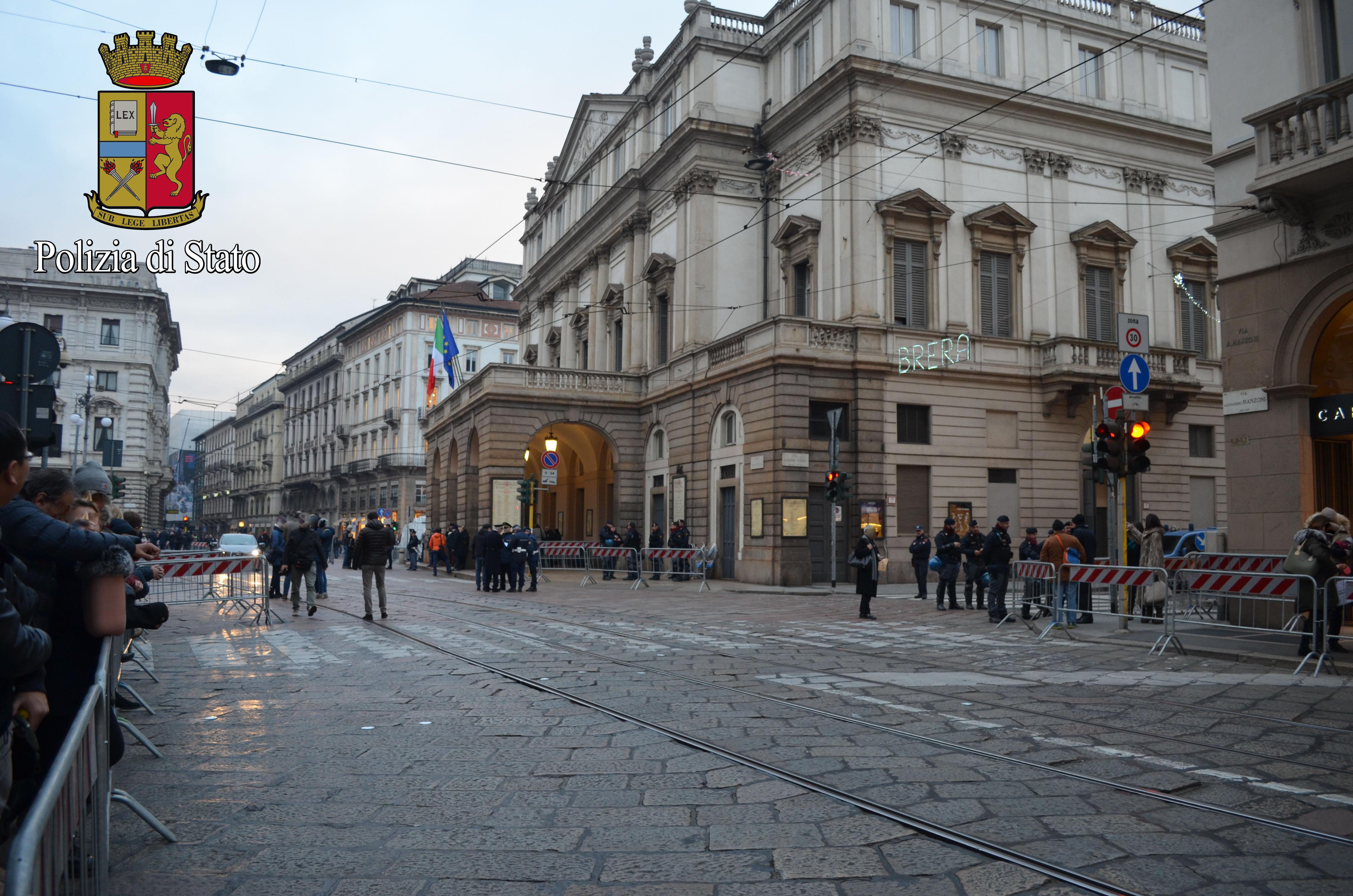 Polizia di stato questure sul web milano for Milano re immobili di prestigio