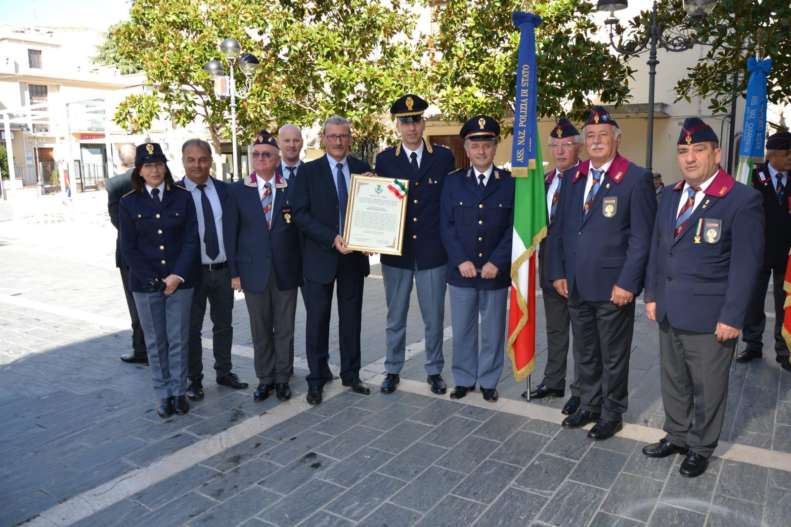 Il Comune di San Salvo conferisce la cittadinanza onoraria ...