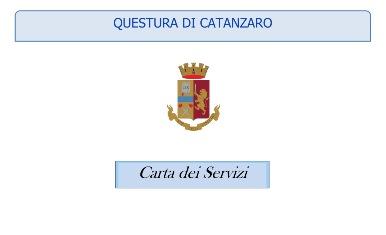 Polizia di Stato - Questure sul web - Catanzaro