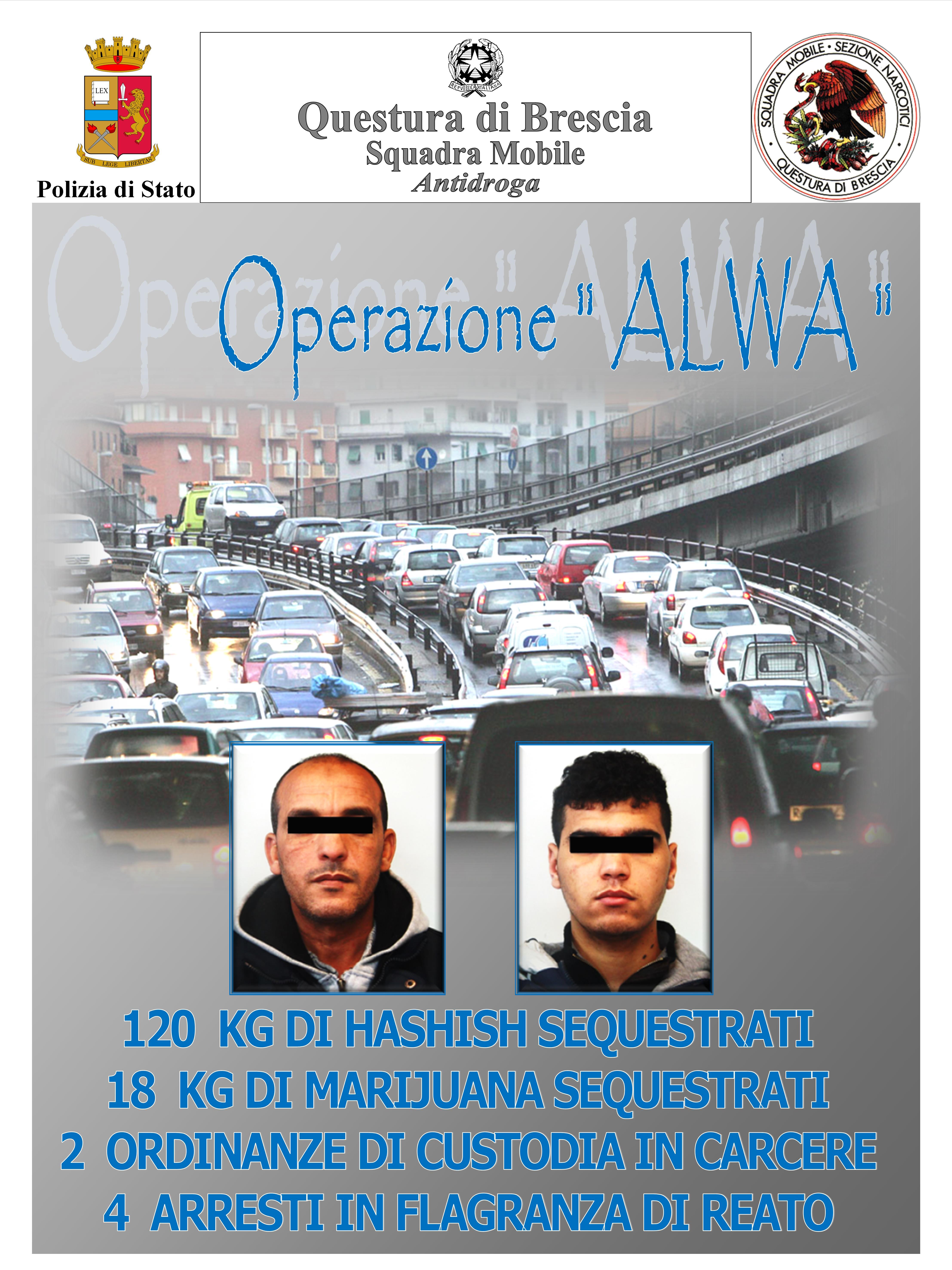 Squadra Mobile: Operazione ALWA