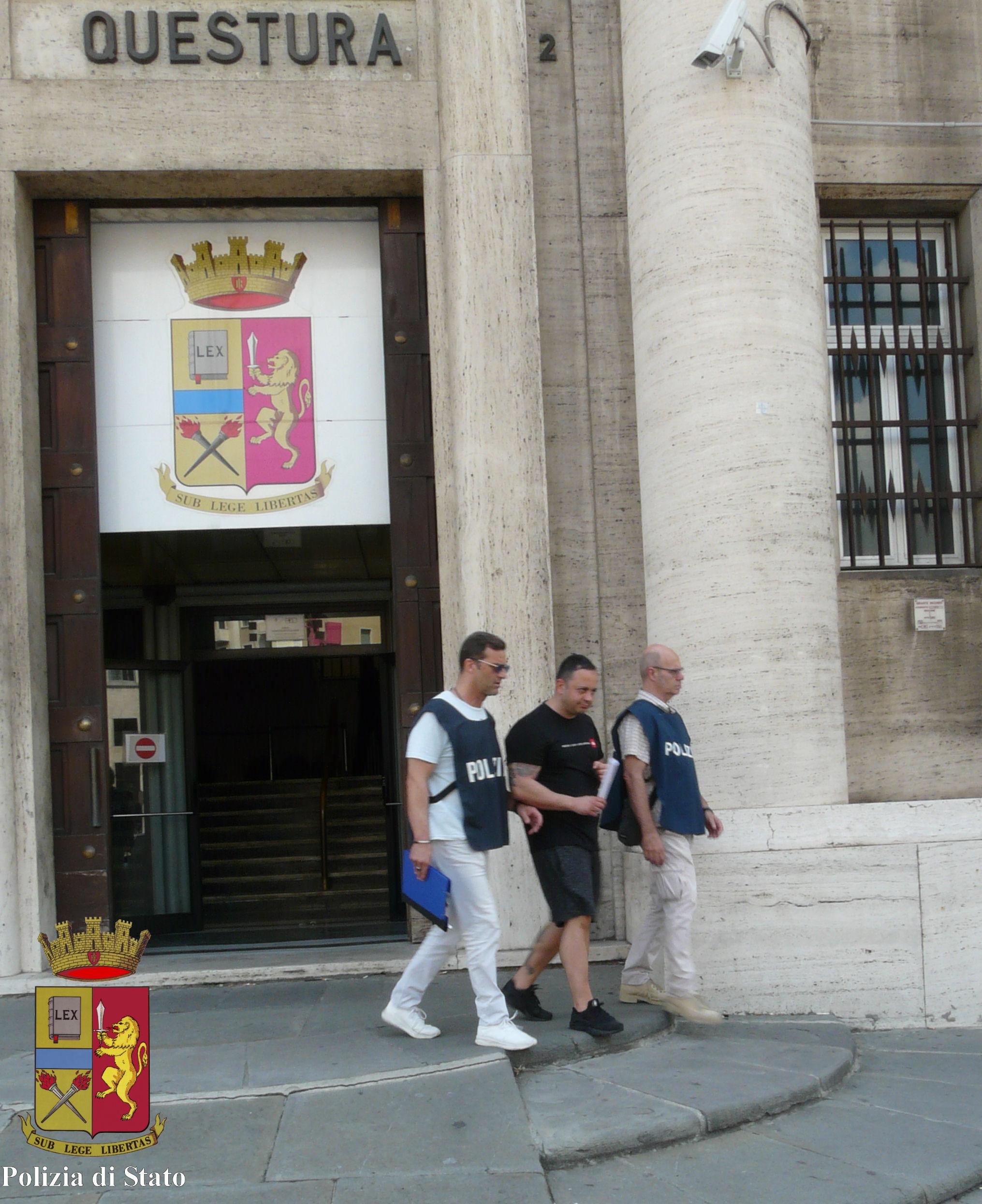Stunning Questura Di Genova Ufficio Immigrazione Sezione Soggiorni ...