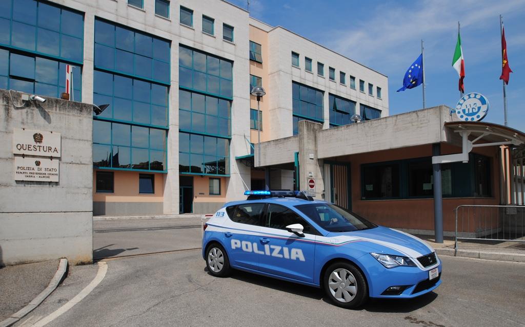 polizia di stato questure sul web perugia