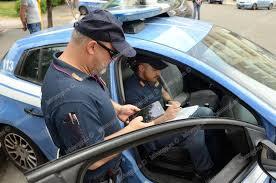 Controlli della Polizia Stradale
