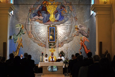 Santa Maria Del Bagno Pesche.Festivita Di San Michele Arcangelo Patrono Della Polizia Di Stato