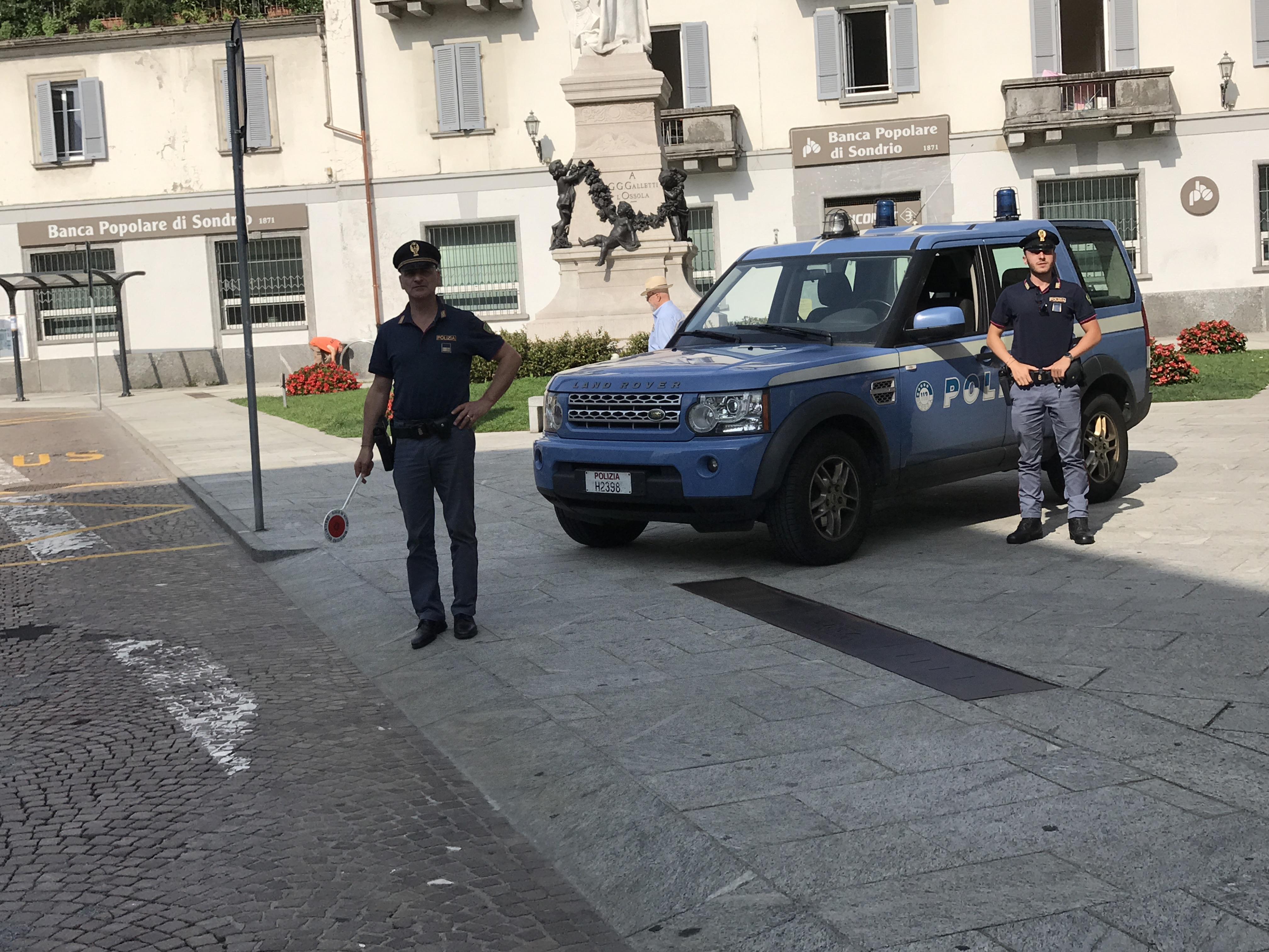 Polizia di stato questure sul web verbano cusio ossola for Polizia di stato soggiorno