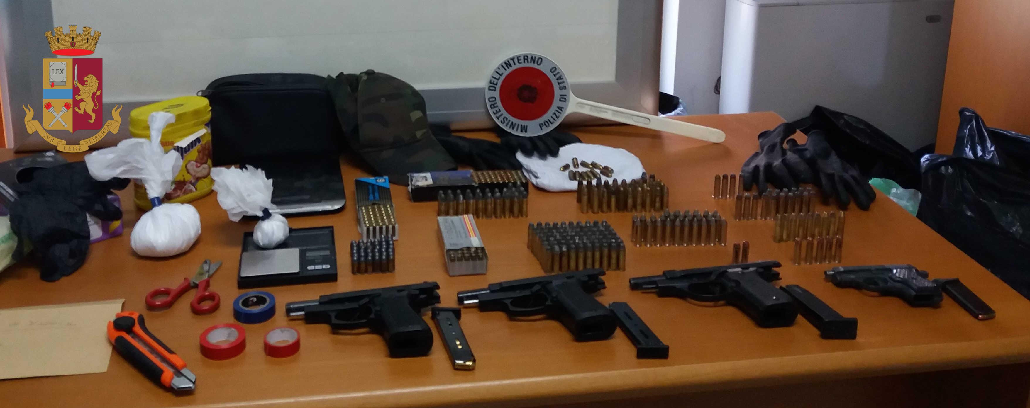 43enne arrestato dalla Polizia di Stato a Barletta