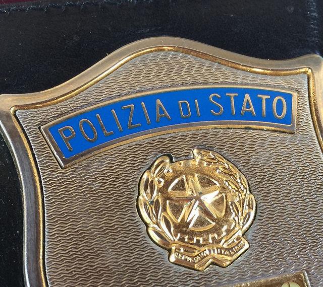 Polizia di stato questura di latina formia aggredisce for Questura di polizia