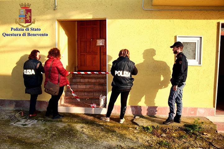 bcbcb3043b7c7 Nella mattinata odierna è stata data esecuzione ad un ordinanza del Giudice  per le Indagini Preliminari