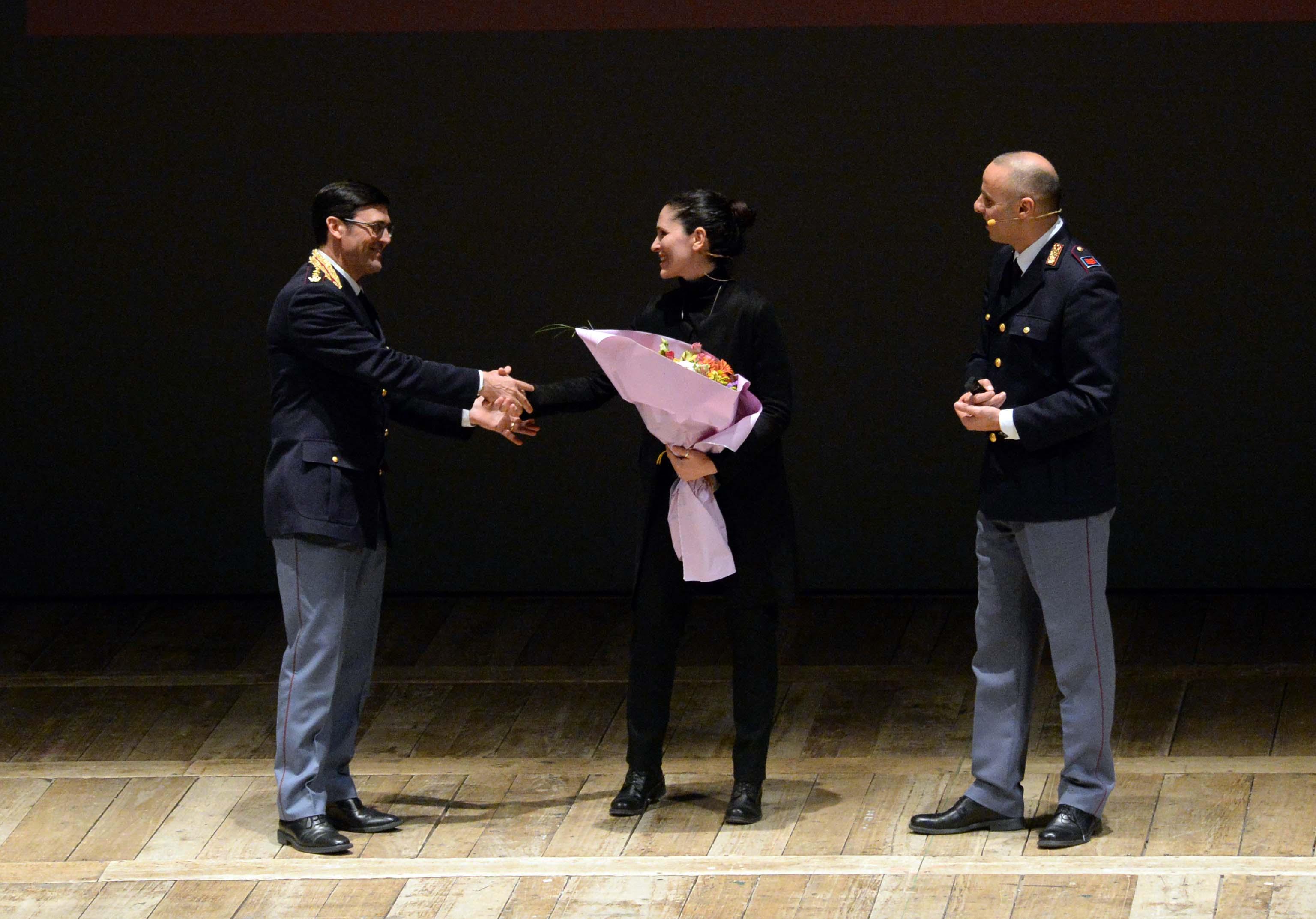 La Polizia di Stato si racconta... al Teatro Grande