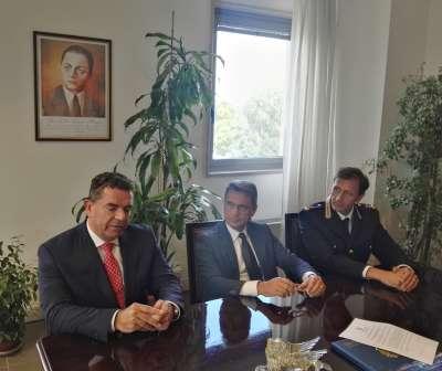 Primo Dirigente della Polizia di Stato dr. Giancarlo CONTE ...