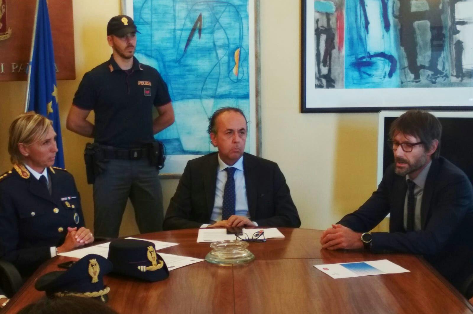 Protocollo d'intesa tra la Polizia di Stato e la Carel ...